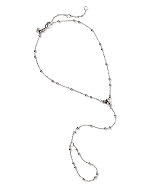 Rebecca Minkoff Beaded Foot Chain