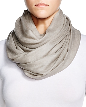 Fraas Cashmere Solid Wrap Scarf