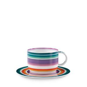 Missoni Zigzag Coffee Saucer