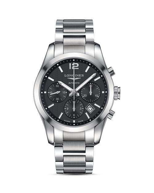 Longines - Conquest Classic Watch, 41mm