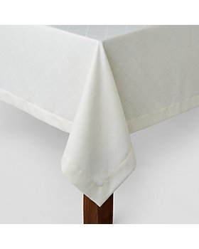 "SFERRA - Juliet Tablecloth, 70"" x 126"""