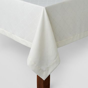 "SFERRA - Juliet Tablecloth, 90"" x 90"""