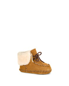 UGG® Girls' Sparrow Moccasin Booties - Baby - Bloomingdale's_0