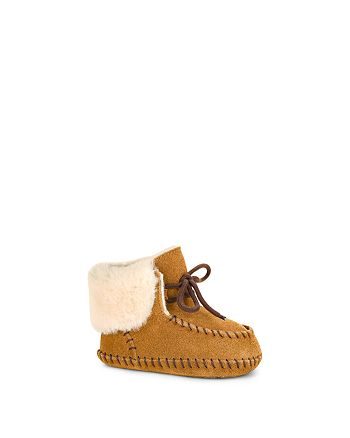 UGG® - Girls' Sparrow Moccasin Booties - Baby