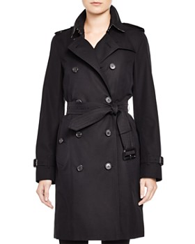 Burberry - Kensington Long Trench Coat