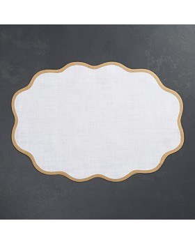 Matouk - Scalloped Placemat, Set of 4