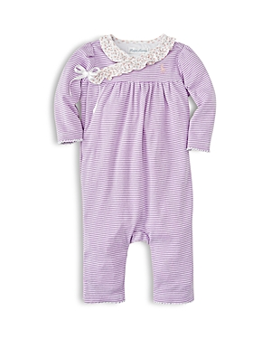 Ralph Lauren Childrenswear Girls Wrap Front Coverall  Baby