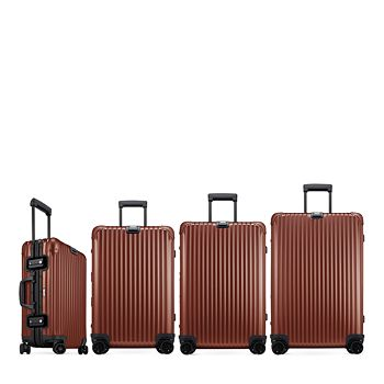 Rimowa - Topas Copper Luggage Collection - 100% Exclusive