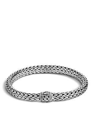 John Hardy Men's Sterling Silver Medium Chain Bracelet