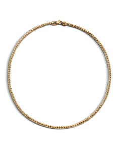 """John Hardy Classic Chain 18K Yellow Gold Slim Necklace, 18"""" - Bloomingdale's_0"""