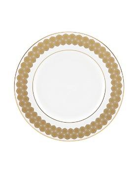 Lenox - Prismatic Gold Accent Plate