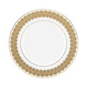 Lenox Prismatic Gold Accent Plate