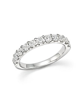 Bloomingdale's - Diamond Band in 14K White Gold, 1.0 ct. t.w.- 100% Exclusive
