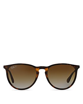 Ray-Ban - Unisex Erika Polarized Classic Round Sunglasses, 54mm