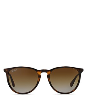 40d686d03d4 Ray-Ban - Unisex Erika Polarized Classic Round Sunglasses