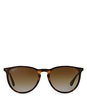 Ray-Ban - Unisex Erika Polarized Classic Round Sunglasses, ... 31c2442d4b52