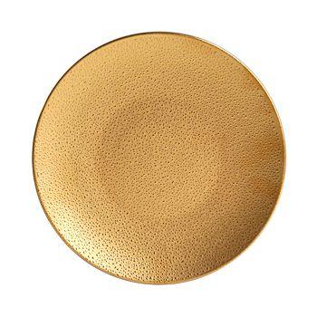 Bernardaud - Gouttes d'Or Coupe Salad Plate