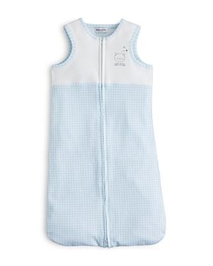 Absorba Infant Boys' Gingham Zip Sleep Sack - Sizes 0-9 Months