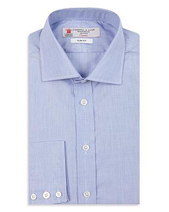 Turnbull & Asser - End-on-End Slim Fit Dress Shirt