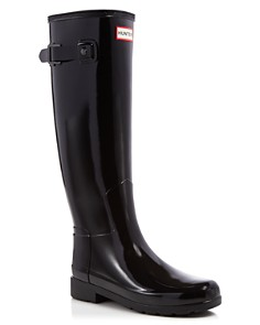 Hunter - Women's Original Refined Gloss Rain Boots