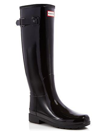 160f458b0 Hunter Original Refined Gloss Rain Boots | Bloomingdale's