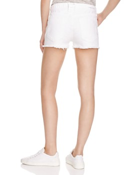 Current/Elliott - The Boyfriend™ Shorts in Sugar wash