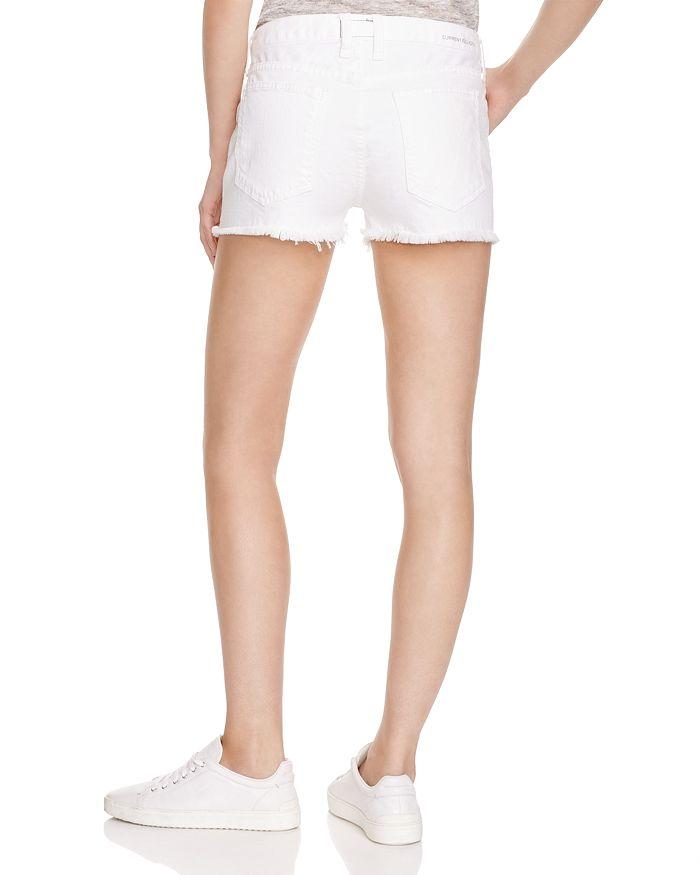 edc57acda5 Current/Elliott Shorts - The Boyfriend™ Shorts in Sugar Wash ...