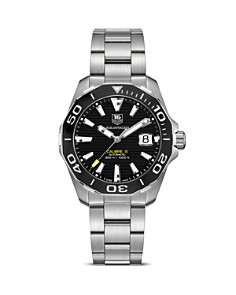 TAG Heuer Aquaracer Calibre 5 Automatic Watch, 41mm - Bloomingdale's_0