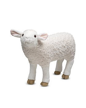 Melissa & Doug - Plush Sheep - Ages 3+