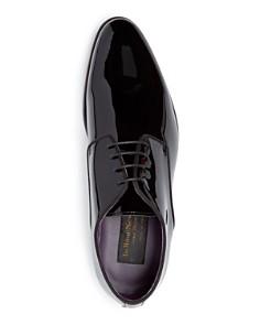 To Boot New York - Men's Berman Patent Leather Plain-Toe Oxfords