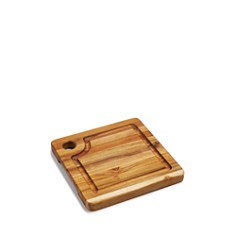 Teakhaus by Proteak - Marine Square Cutting Board with Corner Hole