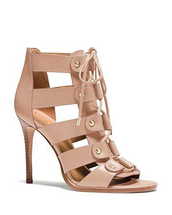 COACH - Leslie High-Heel Sandals