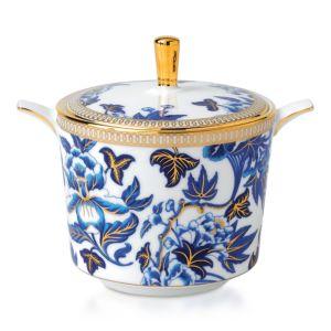 Wedgwood Hibiscus Sugar Bowl