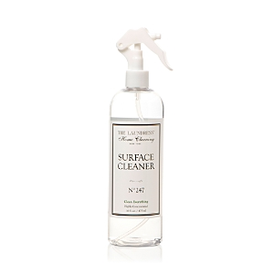 The Laundress created this versatile formula to work beautifully on all surfaces, from stainless steel to finished wood. Finally, a single product to tackle kitchen countertops, appliances, bathroom fixtures, tiles, and more. Highly concentrated yet safe to use around kids and food.