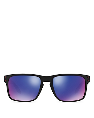 Oakley Men's Holbrook Rectangle Sunglasses, 55mm