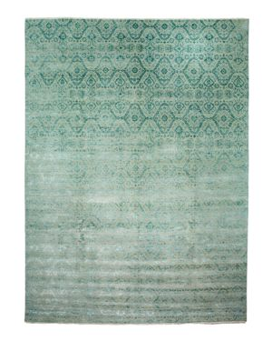 Ikat Collection Oriental Area Rug, 9'1 x 12'4