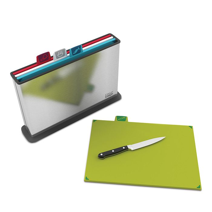 Joseph Joseph - Index Steel Cutting Board Set