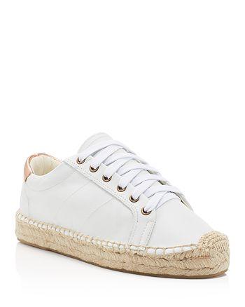 Soludos - Women's Platform Tennis Sneakers