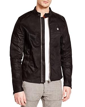 G-star Raw Attacc Denim Slim Fit Jacket