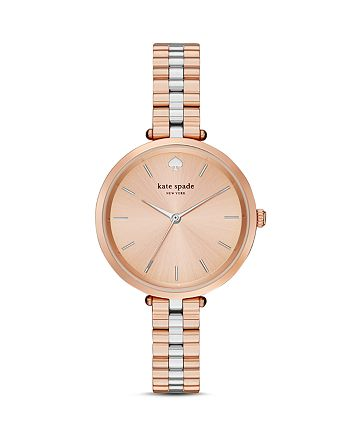 kate spade new york - Two-Tone Holland Watch, 34mm