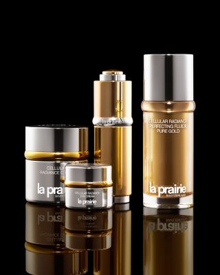 Cellular Radiance Perfecting Fluide Pure Gold, The Radiance Collection