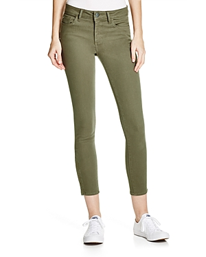 DL1961 Florence Cropped Skinny Jeans in Fennel