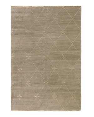 Tufenkian Artisan Carpets Quilted Cocoa Area Rug, 8'9 x 11'6