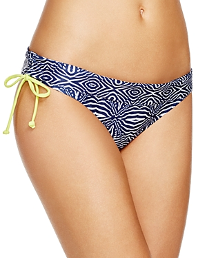 Minkpink Wild Catch Side Tie Hipster Bikini Bottom