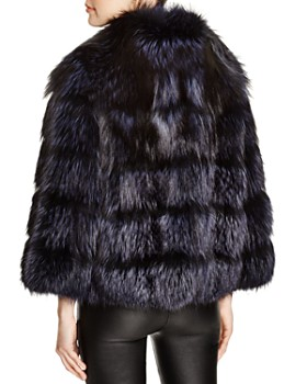 Maximilian Furs - Nafa Fox Fur Coat
