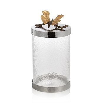 Michael Aram - Butterfly Ginkgo Medium Kitchen Canister