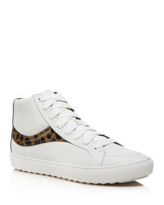 coach mens high top shoes