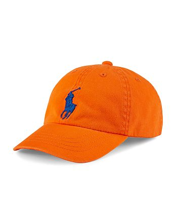 cb92a384 Ralph Lauren Boys' Big Pony Baseball Cap - One Size | Bloomingdale's