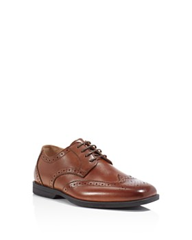 Florsheim Kids - Boys' Reveal Wingtip Junior Dress Shoes - Toddler, Little Kid, Big Kid
