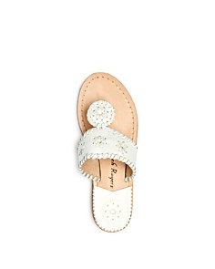 Jack Rogers - Girls' Miss Palm Beach Sandals - Walker, Toddler, Little Kid, Big Kid